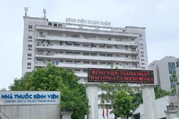 Bệnh nhân mới mắc Covid-19 ở Hà Nội khả năng lây từ BN 812 khi ở BV Thanh Nhàn