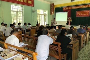 Hà Giang: Tập huấn triển khai mô hình điểm kiểm soát ATTP bữa cỗ đông người