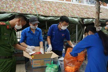 Đà Nẵng, Quảng Ngãi siết chặt An toàn thực phẩm trong dịch Covid-19