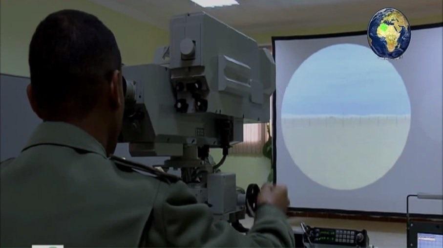Rò rỉ hình ảnh đạn pháo thông minh Krasnopol của Nga ở Algeria