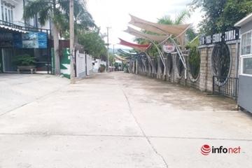 Dự án nhà ở, quán xá hàng ngàn m2 xây trên đất nông nghiệp sừng sững giữa TP Kon Tum