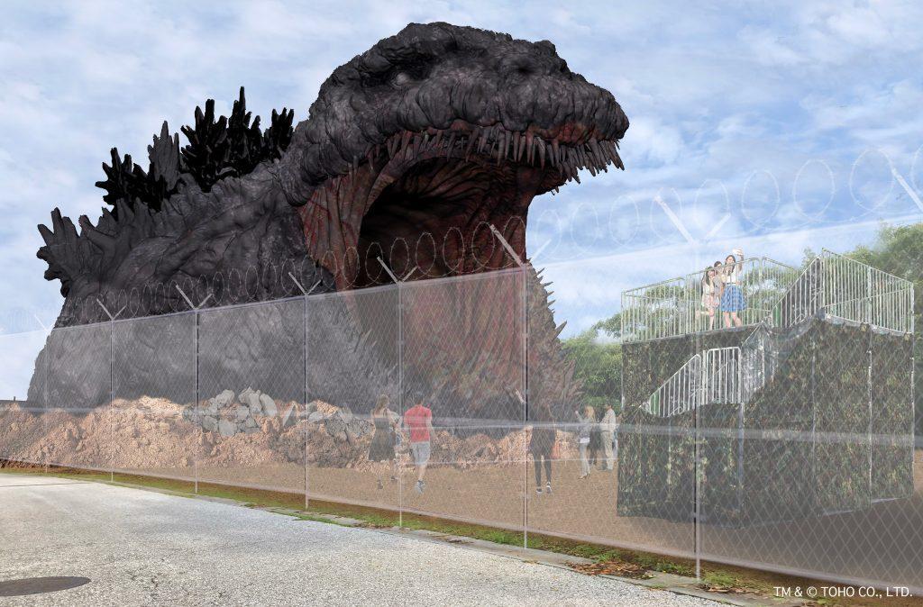 Bên trong bảo tàng quái thú đầu tiên trên thế giới ở Nhật Bản