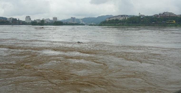 Dự báo thời tiết ngày 19/8: Bão số 4 giật cấp 11, Bắc Bộ và Thanh Hóa có lũ lớn
