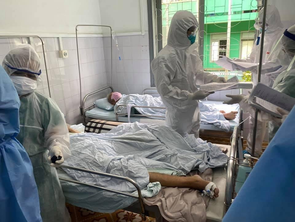 Thêm 6 ca mắc Covid-19, 53 bệnh nhân được công bố khỏi bệnh