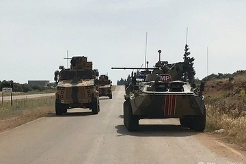 Tình hình Syria: Trúng bom, Thiếu tướng Nga thiệt mạng tại Deir ez-Zor