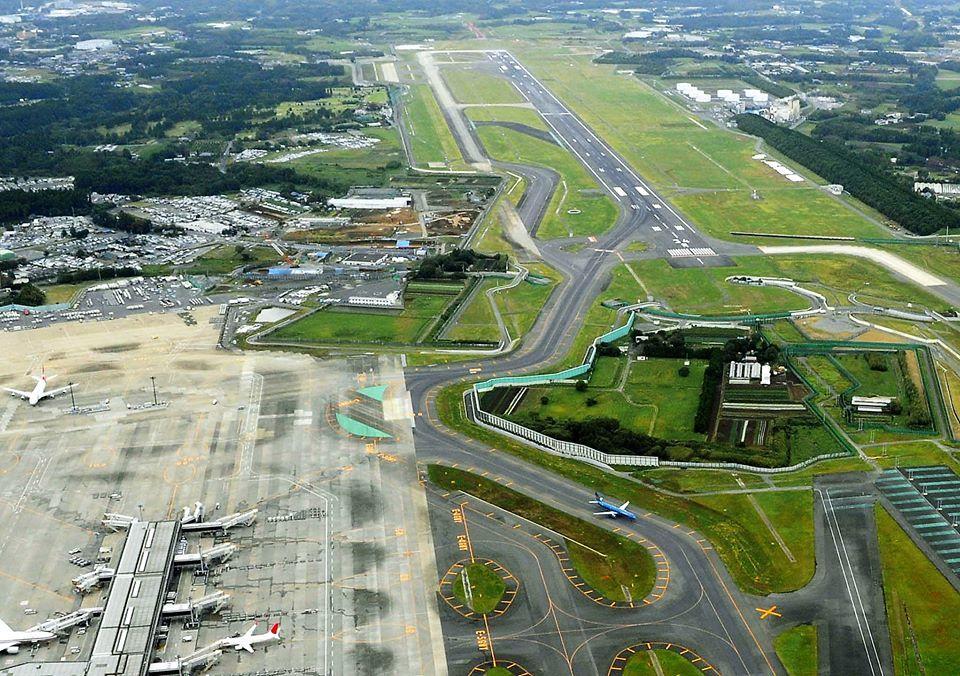 Người đàn ông sống ở giữa sân bay bận rộn nhất Nhật Bản