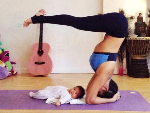 Phương pháp giảm cân cho mẹ bỉm sữa đơn giản không thể ngờ
