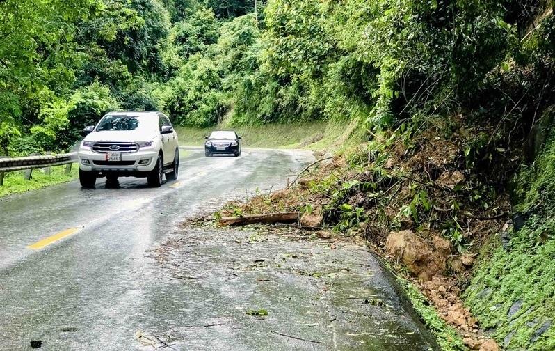Dự báo thời tiết ngày 20/8: Nguy cơ sạt lở đất, mưa lũ lớn ở vùng núi Bắc Bộ