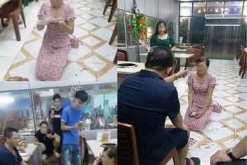 """Phẫn nộ chủ quán nướng ở Bắc Ninh dùng """"luật rừng"""" xử lý cô gái review không tốt"""