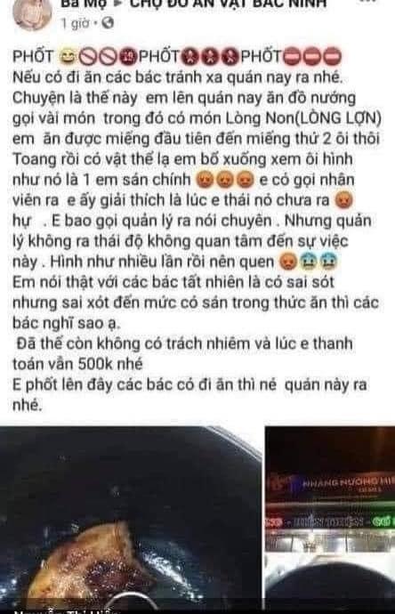 {quán nướng Bắc Ninh}