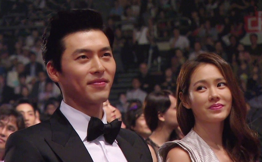 Hyun Bin,Son Ye Jin