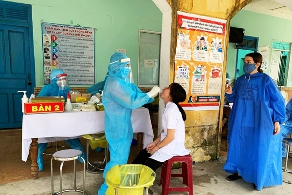 Kết quả xét nghiệm F1, F2 liên quan đến thầy giáo mắc Covid-19 ở Quảng Nam