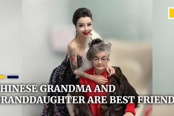 Cuộc sống 'hết mình' như thanh niên của cụ bà 83 tuổi