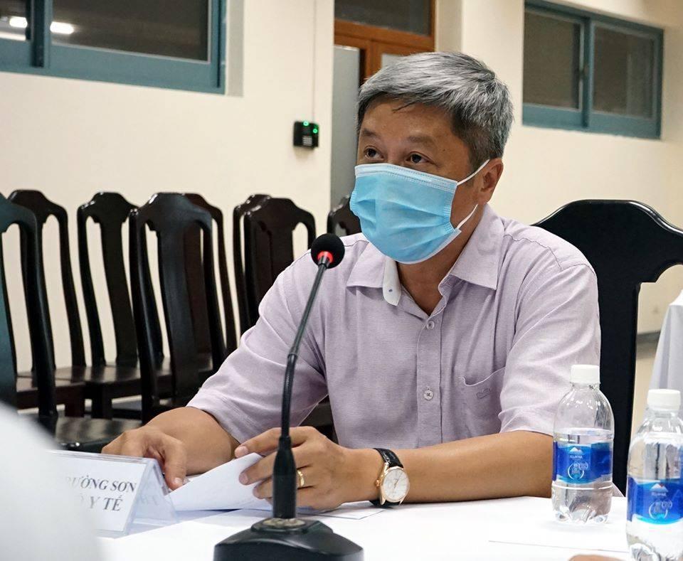 PGS Nguyễn Trường Sơn: Dịch ở miền Trung đã kiểm soát được
