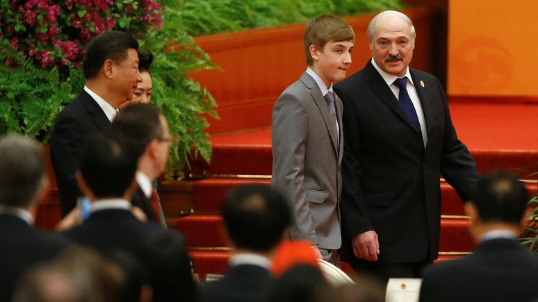 Tình hình ở Belarus 'đe dọa' Sáng kiến Vành đai và Con đường của Trung Quốc