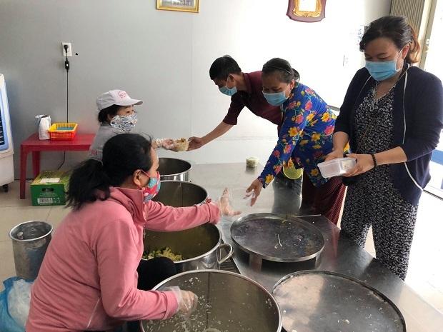 Bếp Yêu thương  - nơi vì người bệnh của bệnh viện Chợ Rẫy