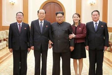Chủ tịch Triều Tiên Kim Jong-un trao thêm quyền lực cho em gái