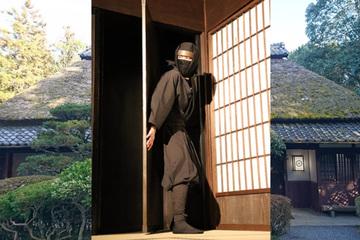 Hi hữu: Trộm cả gan lẻn vào lấy sạch tiền bên trong Bảo tàng Ninja Nhật Bản