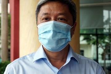 PGS Nguyễn Trường Sơn: Mỗi ca bệnh Covid-19 tử vong chúng tôi như bị xát muối