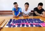 Nghệ An: Cuộc rượt đuổi ngoạn mục, tóm gọn nhóm đối tượng buôn ma túy trái phép