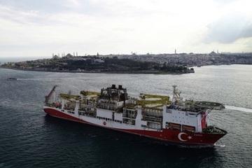 Thổ Nhĩ Kỳ phát hiện trữ lượng khí đốt tự nhiên 'khủng' ở Biển Đen