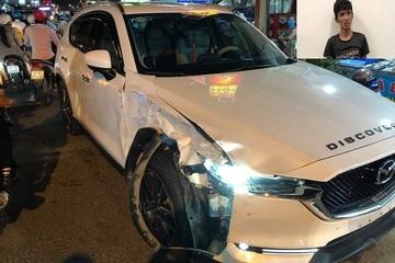 'Ngáo đá' trộm ô tô tiền tỷ, tông hàng loạt xe để trốn cảnh sát