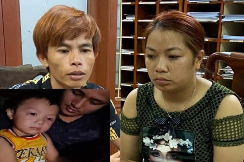 đối tượng bắt cóc bé trai Bắc Ninh