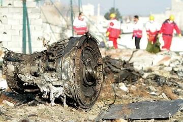 Iran bất ngờ lên tiếng về vụ máy bay Ukraine rơi do trúng tên lửa