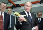 Chuyên gia Đức đánh giá chiến lược dự trữ vàng 'sáng suốt' của ông Putin