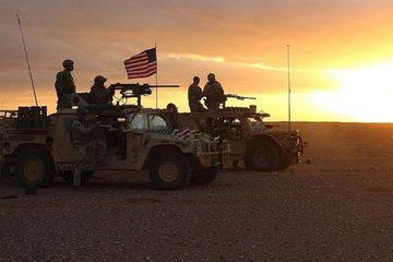 Tình hình Syria: Thêm 50 xe bọc thép Mỹ vào Syria, Nga mở rộng không kích