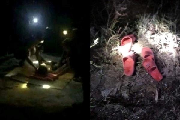 Hà Tĩnh: Hai cháu bé đuối nước trên sông Ngàn Phố, 1 cháu vẫn mất tích