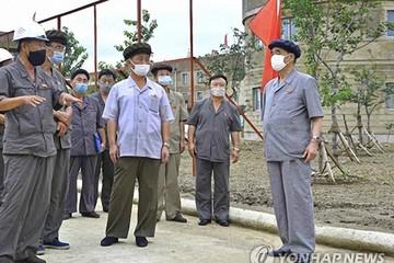 Chuyến công tác chung hiếm hoi của hai quan chức cấp cao Triều Tiên