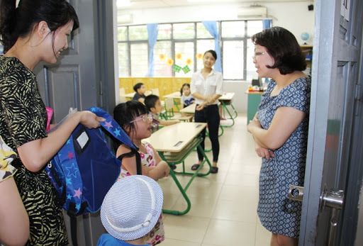 Hà Nội phấn đấu 100% trường học xây dựng và thực hiện quy tắc ứng xử học đường