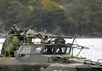Thụy Điển tăng cường khả năng sẵn sàng chiến đấu ở Biển Baltic