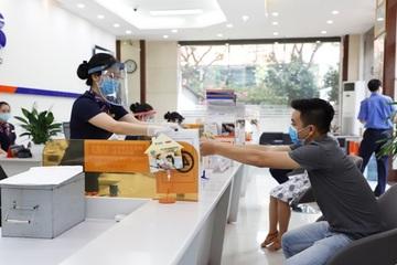 BHXH Ninh Bình chi trả lương hưu, trợ cấp BHXH ứng biến phòng chống dịch