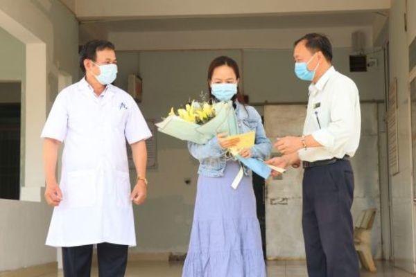 Bệnh nhân Covid-19 đầu tiên ở Đắk Lắk xuất viện: Mong mọi người đừng kỳ thị