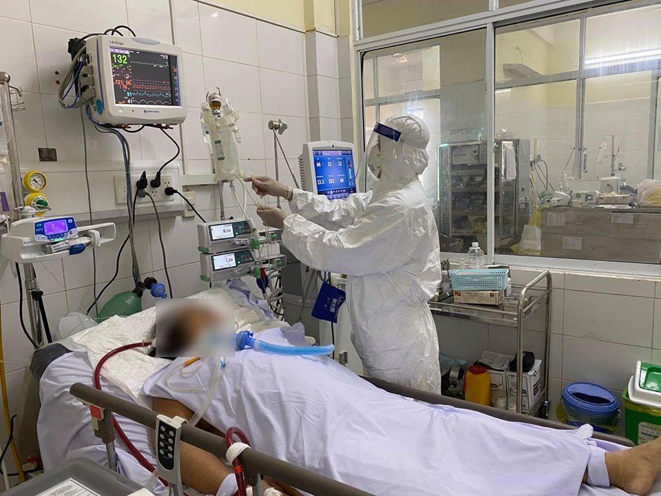 Bệnh nhân 453 tử vong có 3 lần xét nghiệm âm tính nCov