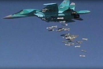 Tình hình Syria: Quân đội Nga - Syria tiêu diệt hơn 300 tay súng IS