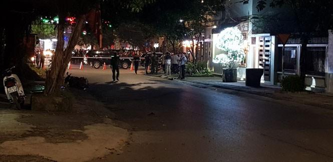 Thái Nguyên: Nổ súng trong đêm, 1 phụ nữ tử vong, 1 người nguy kịch