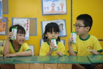 Chương trình Sữa học đường sẵn sàng cho các phương án ngày tựu trường năm học mới 2020-2021