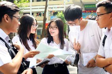 """Điểm chuẩn đại học 2020 có thể tăng """"chóng mặt"""""""