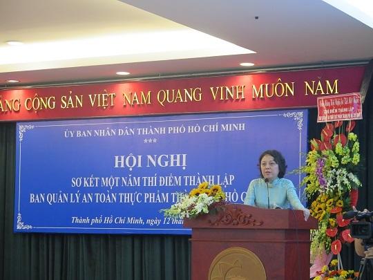 PGS Phạm Khánh Phong Lan: Khó khăn trong quản lý ATTP còn rất nhiều
