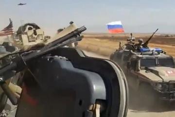 Tình hình Syria: Va chạm với quân đội Nga, 2 lính Mỹ bị thương