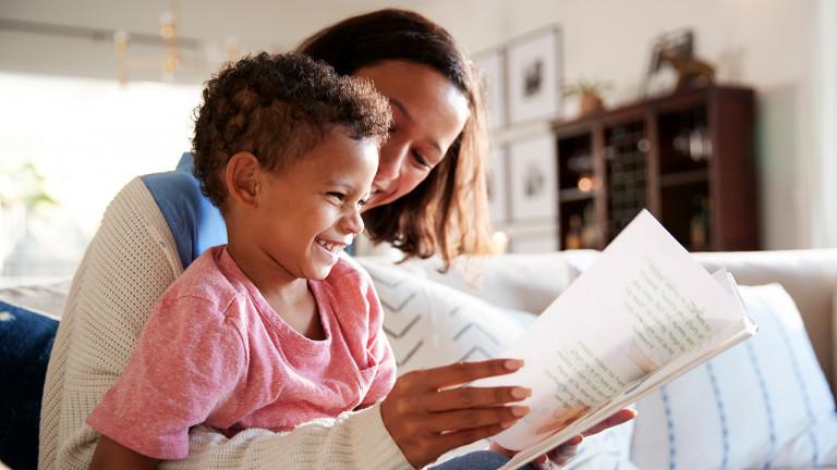 Làm sao để trẻ hứng thú đọc sách?