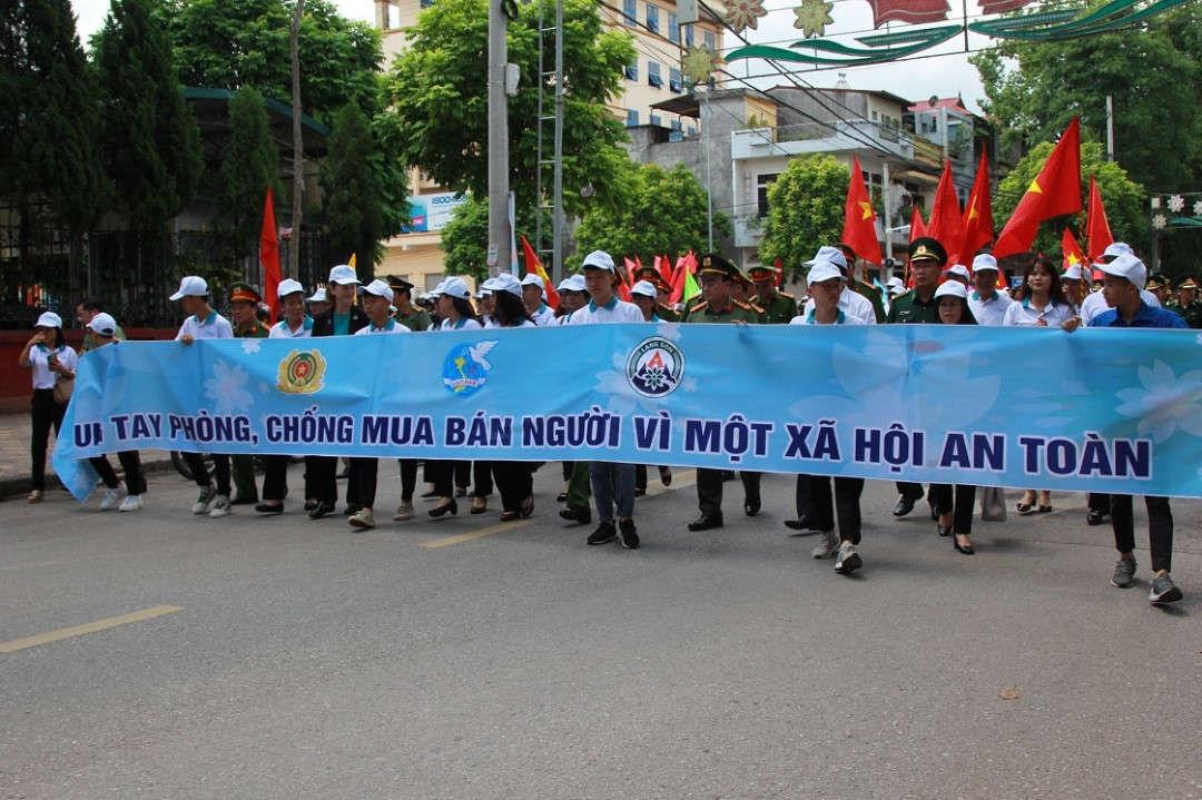 6 tháng đầu năm, Lạng Sơn tiếp nhận hỗ trợ 3 nạn nhân bị mua bán