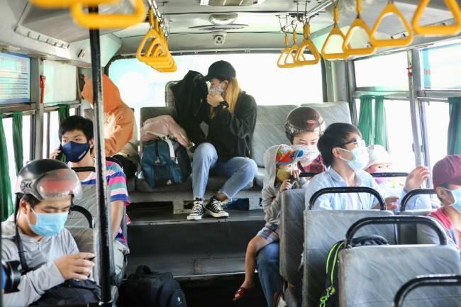Đưa học sinh, sinh viên mắc kẹt ở Đà Nẵng trở về Quảng Nam