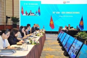 Hội nghị tham vấn hợp tác kinh tế giữa ASEAN và Úc, New Zealand