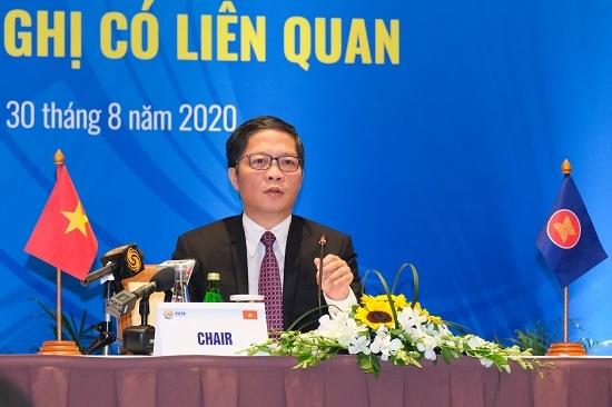 ASEAN nỗ lực hồi phục kinh tế sau dịch Covid-19