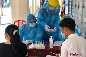 CDC Hà Nội tiếp nhận trên 6.000 mẫu xét nghiệm SARS- CoV- 2 từ Bắc Giang
