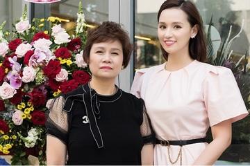Lã Thanh Huyền chia sẻ về người mẹ thành đạt, chủ hệ thống sản xuất thời trang